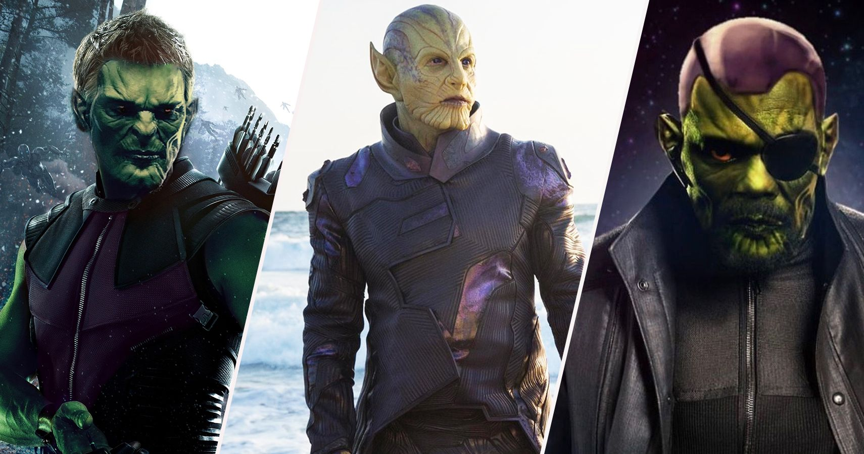 15 Crucial Things Mcu Fans Need To Know About The Skrulls Cbr