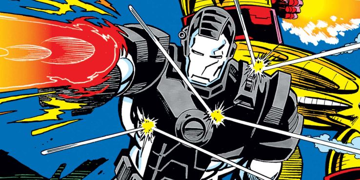 15 Iron Man Armors Ranked Worst To Best (And 5 Who Wore The Armor
