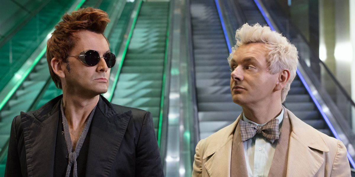 Amazon Comes Up With a 'Deal' for Netflix to Cancel Good Omens