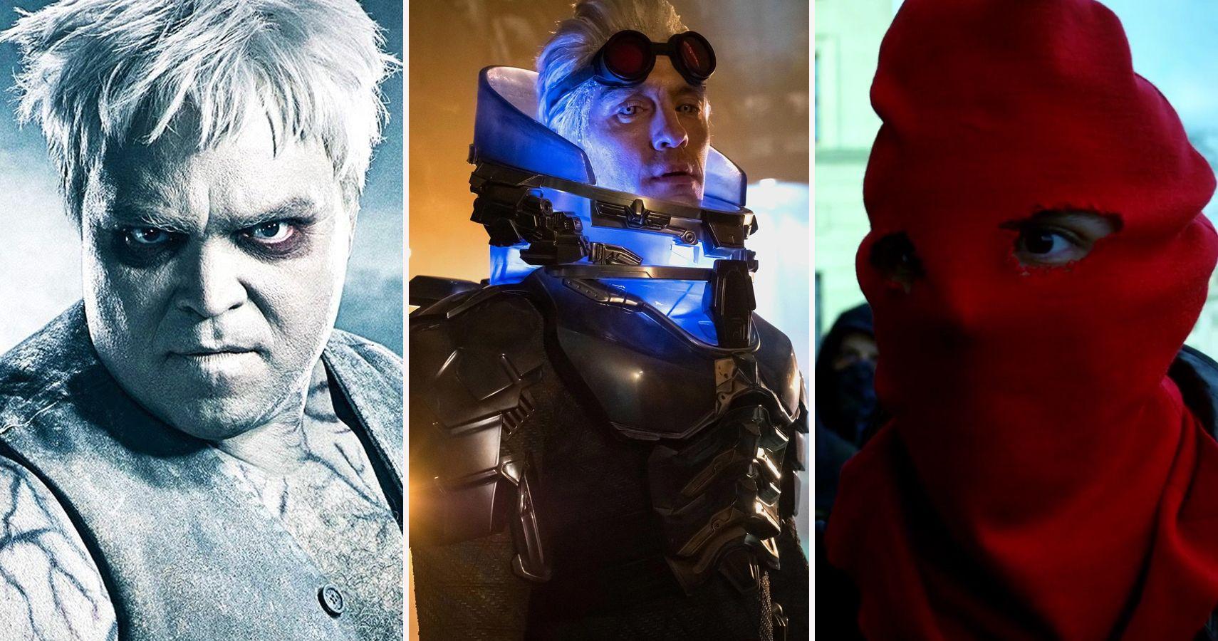 20 Gotham Costumes, Ranked | CBR