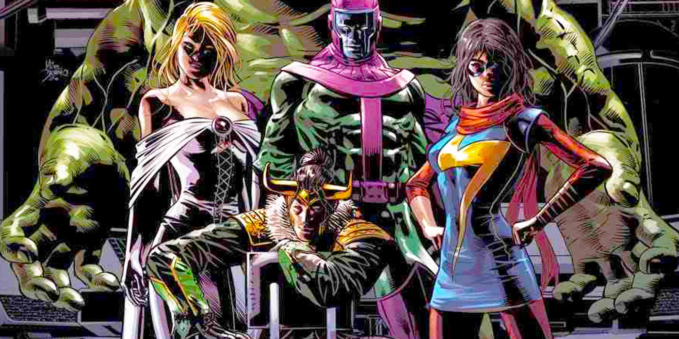 Loki Assembles Avengers to Create His Own Infinity Watch   CBR