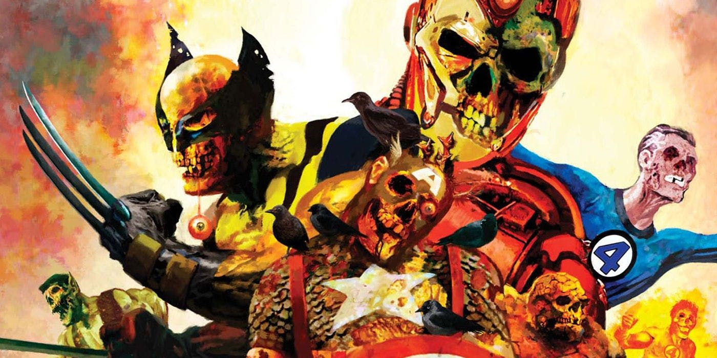 Marvel Zombies Fan Trailer Brings The Dead Back to the MCU | CBR