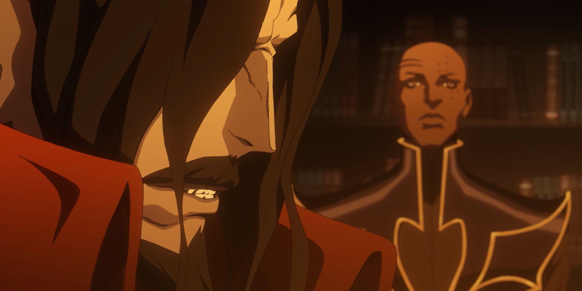 castlevania  isaac surpasses dracula u0026 39 s evil in season 2
