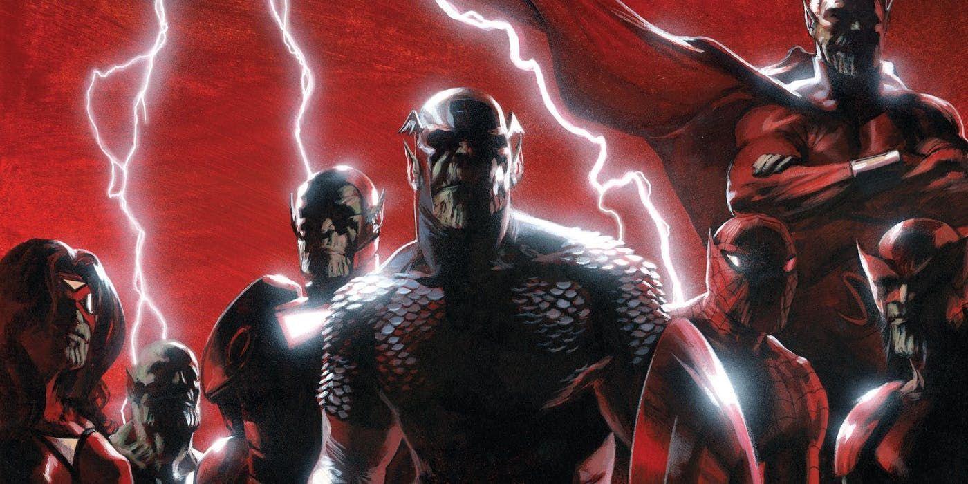 A Marvel Secret Invasion Adaptation Could Only Work on Disney+