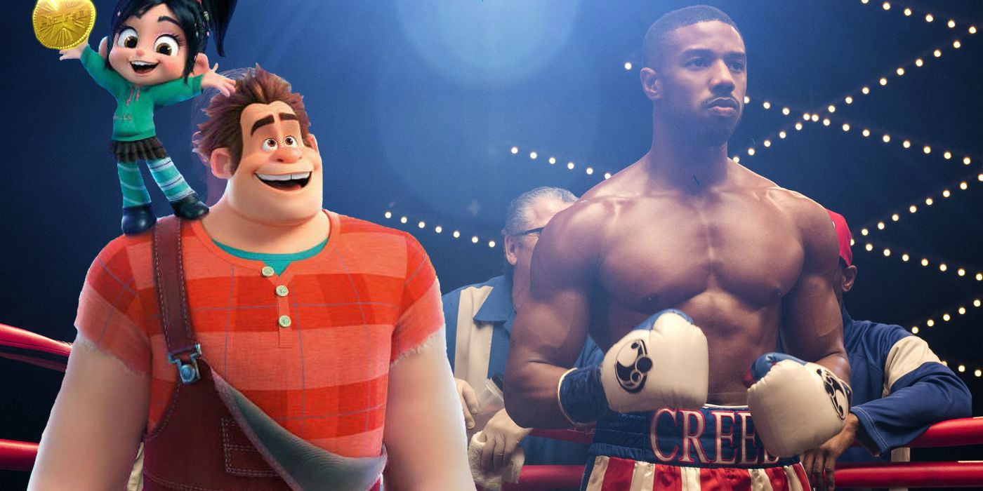 Best Lines From Wreck It Ralph 2: Wreck-It Ralph 2, Creed II Dominate Thanksgiving Box