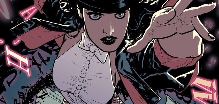 Zatanna Comic - Veinte armas DC que podrían herir o matar a Superman