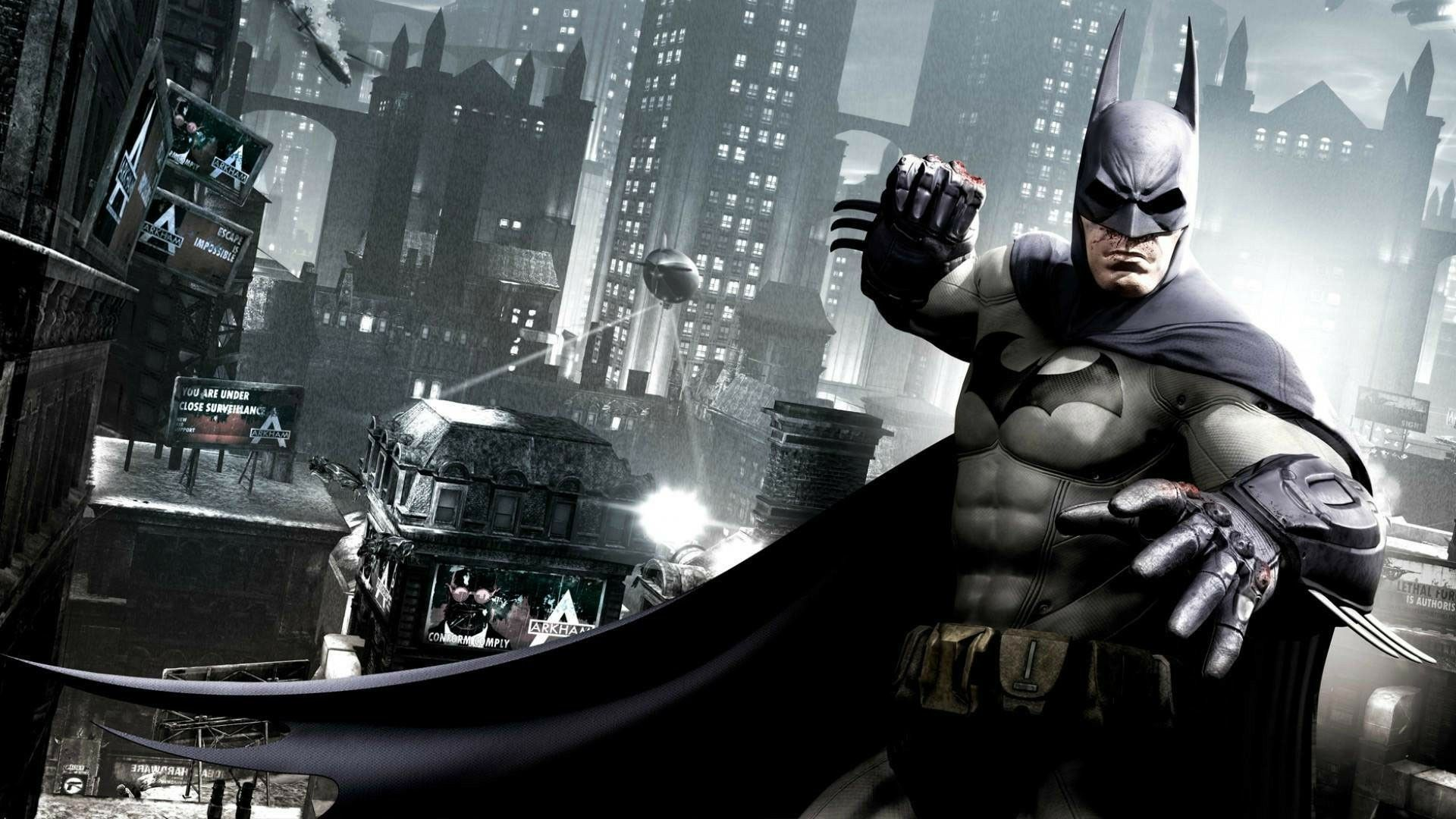 Batman: 10 Things From The Arkham Games We Want To See On