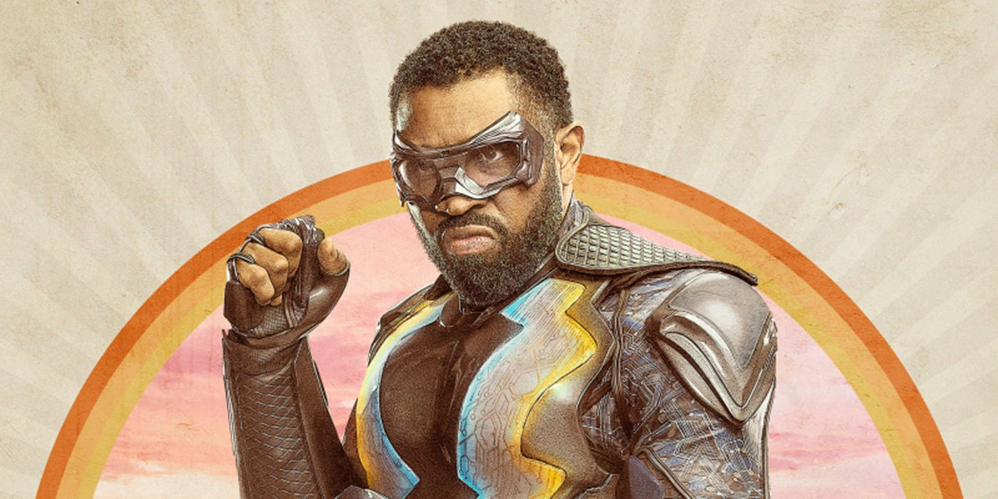 CW's Black Lightning Isn't Surprised About His Crisis on Infinite Earths Role