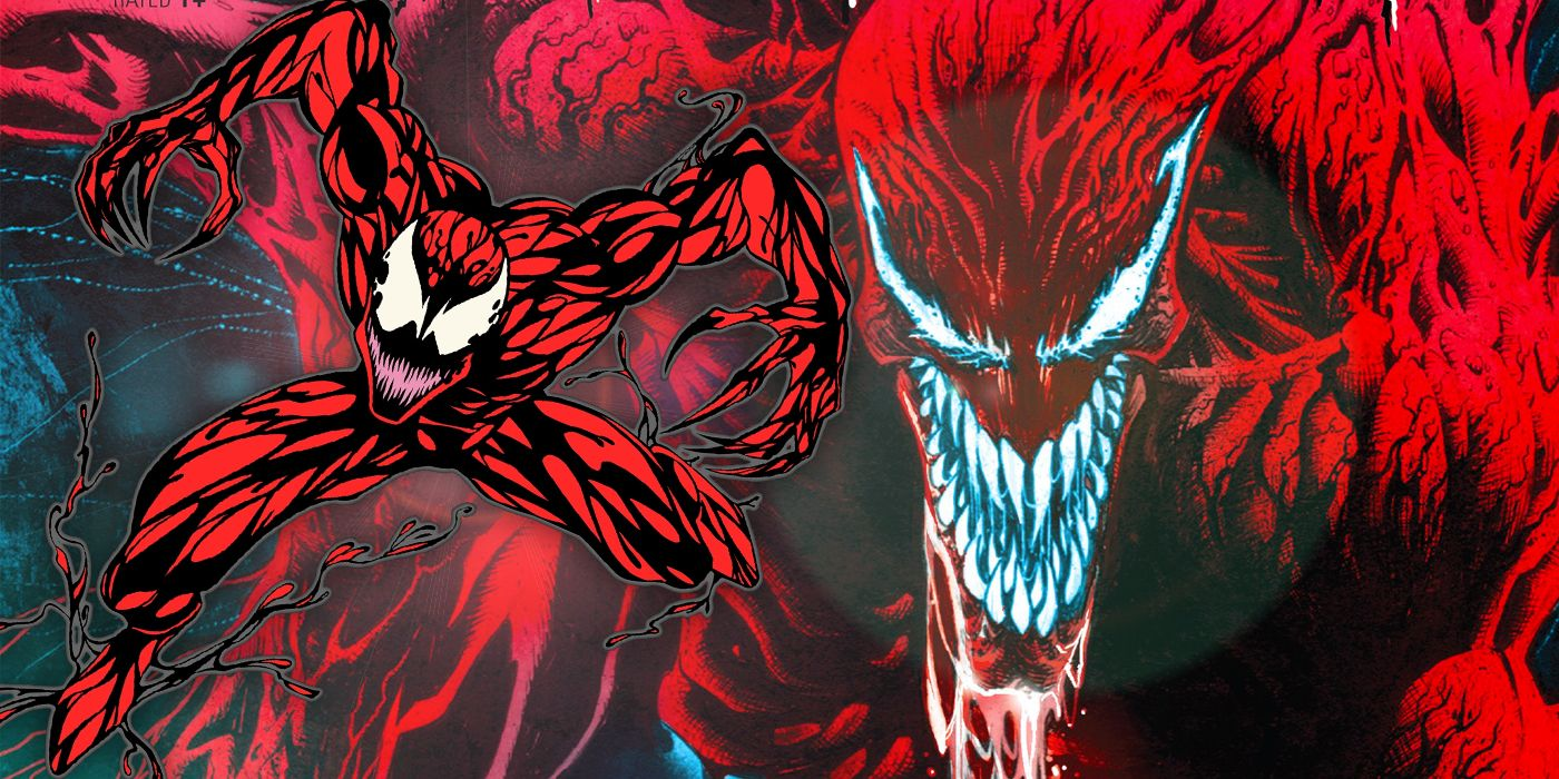 carnage wants to murder the marvel universe cbr