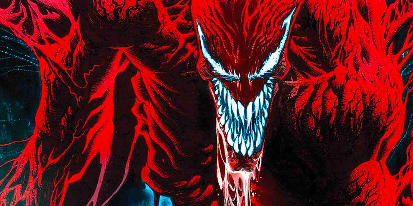 Carnage Has Been Reborn With A Deadly New Mission In Web Of Venom