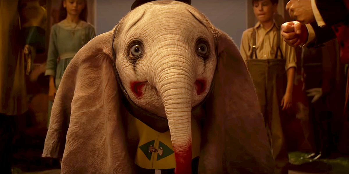 Disney S Dumbo Live Action Movie Trailer Released Cbr