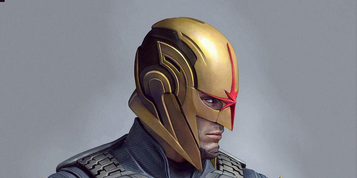 God of War Art Director Puts MCU Spin on Nova