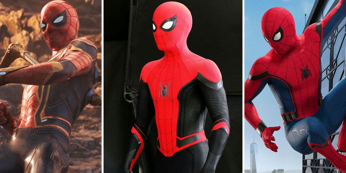 Spider Suit Up 15 Of Spider Man S Best On Screen Costumes Ranked