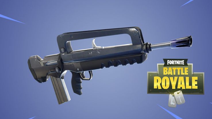Fortnite: The 20 Most Powerful Weapons Ranked | CBR