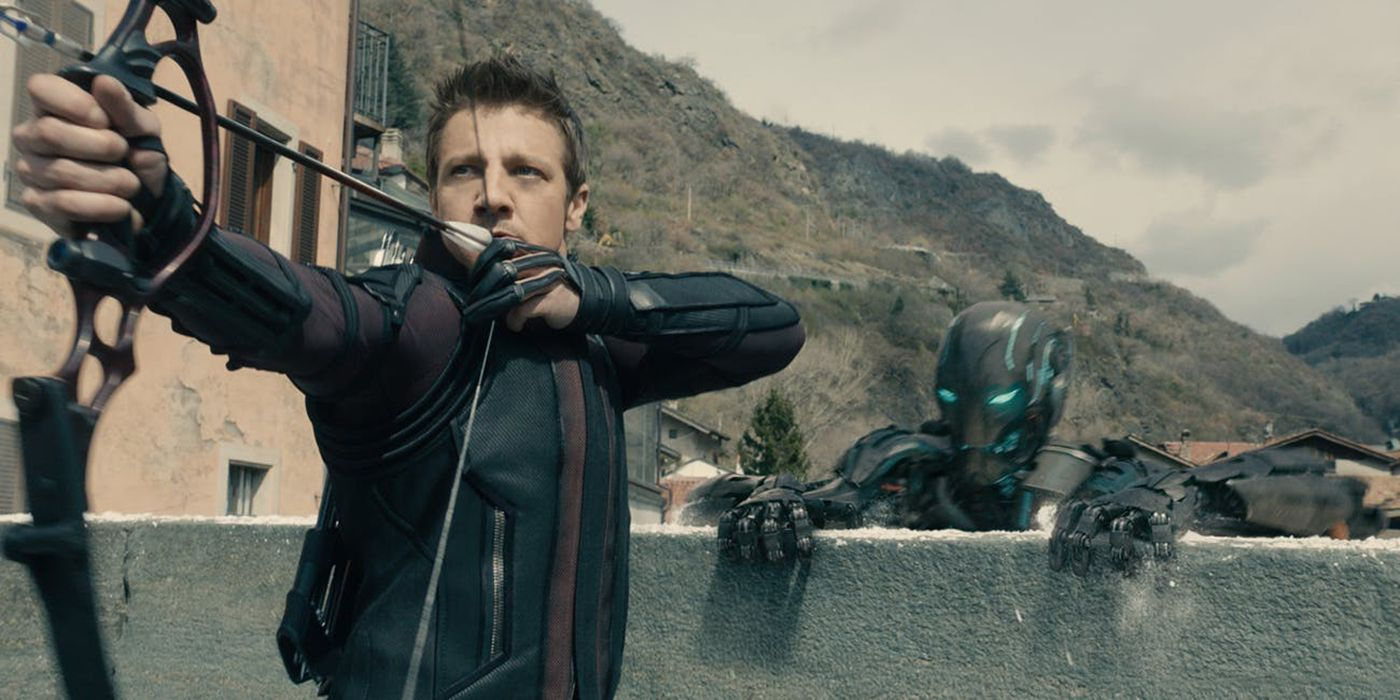 Hawkeye Series With Jeremy Renner Headed to Disney+