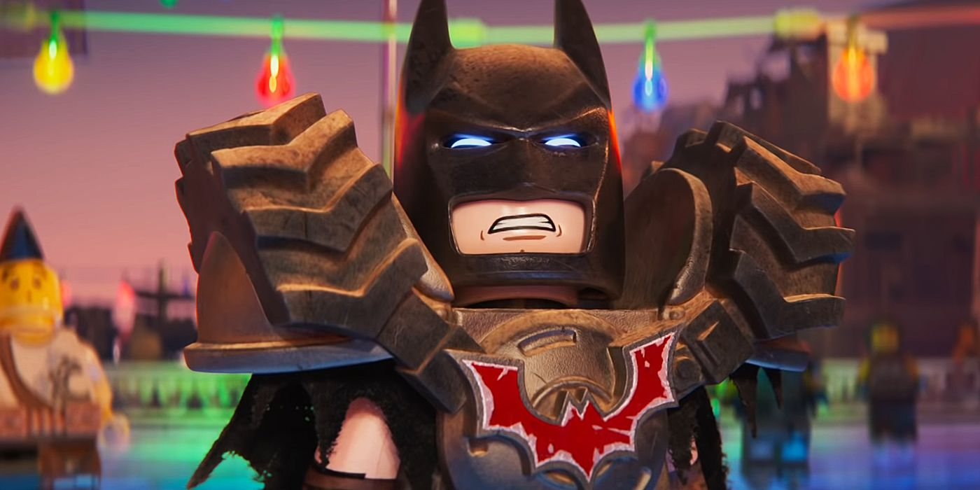 Batman Gets Into the Holiday Spirit in New Lego Movie 2 Short