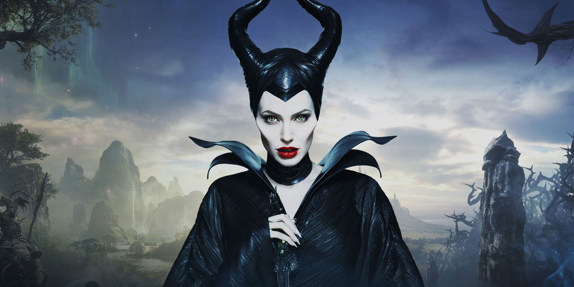 Disney's Maleficent Sequel Debuts New Title & 'Evil' Poster