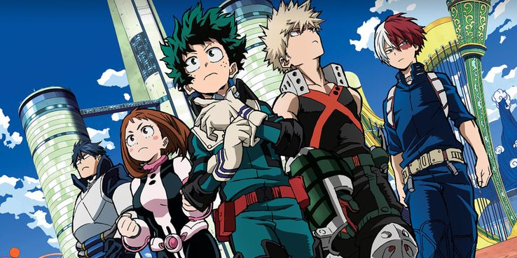My Hero Academia's Surprise Movie Prologue Is Midoriya's