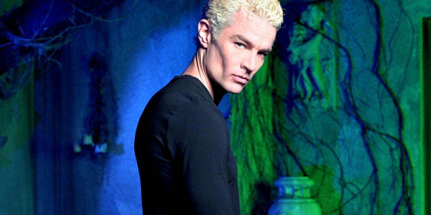 Buffy: Whedon Threatened to Kill Spike for Ruining His Approach to Vampires