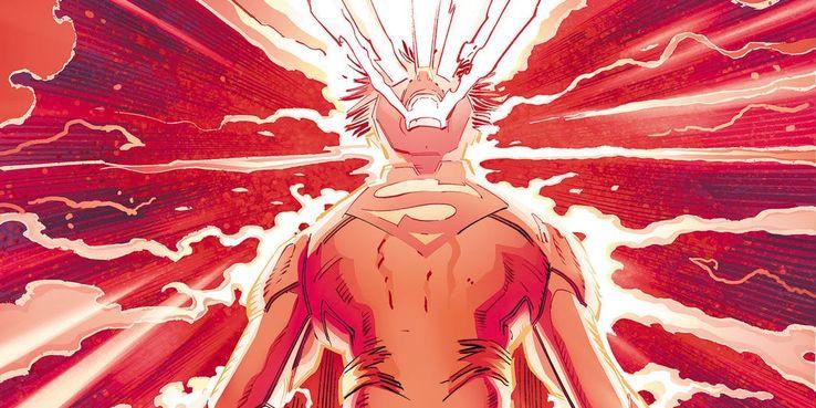 Superman Solar Flare Power - La clasificación definitiva de todos los poderes de Superman