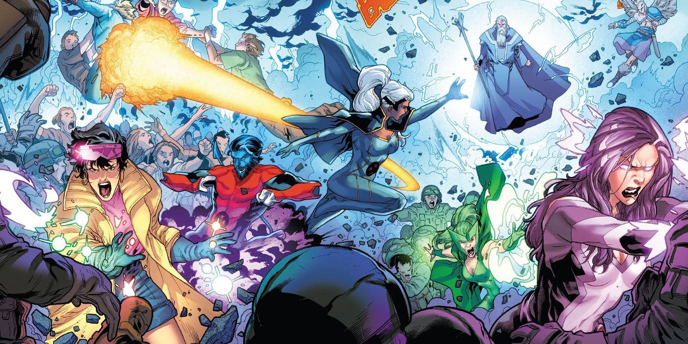 X-Men: A Major Mutant is Soaring to Cosmic New Heights