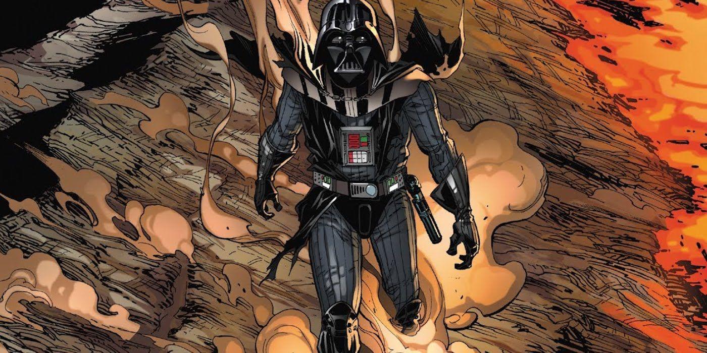 Star Wars: Marvel Just Revealed Darth Vader's Worst Nightmare