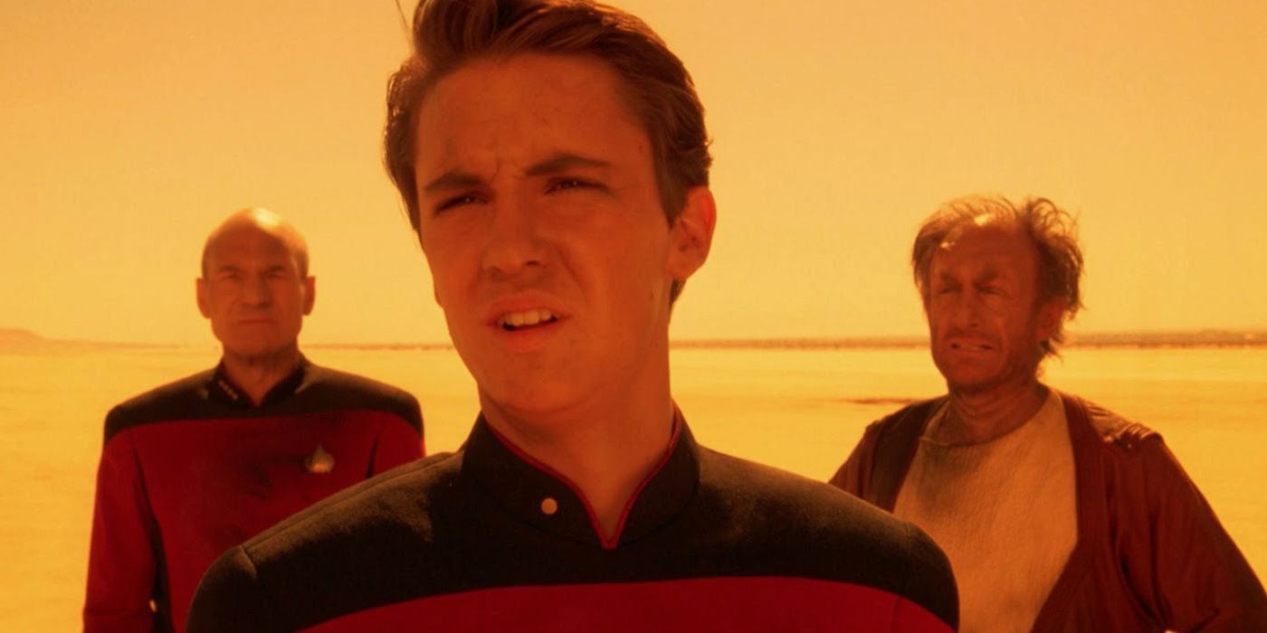 Star Trek: Why TNG's Wesley Crusher Was So Hated | CBR