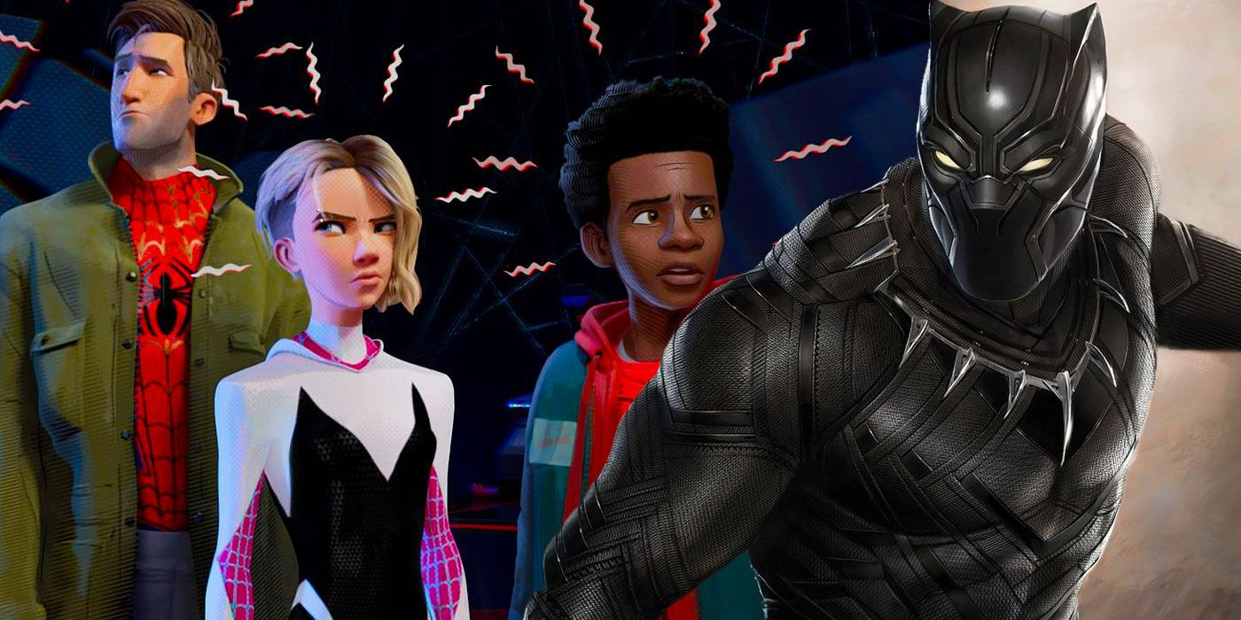 Black Panther, Into the Spider-Verse Earn Golden Globe Nominations
