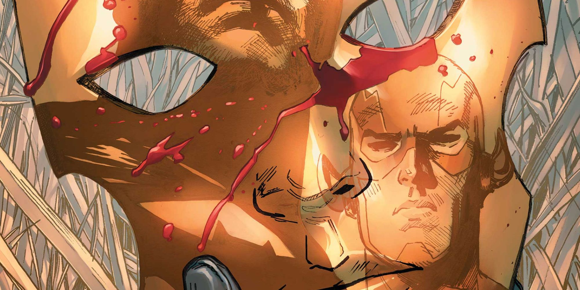 DC Pulls Heroes in Crisis #7 Cover At Tom King's Request