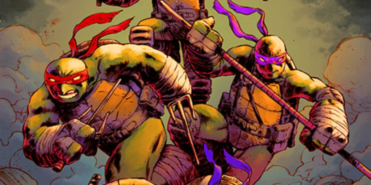 Teenage Mutant Ninja Turtles Will Finish a Two-Decades Old Story in 2020
