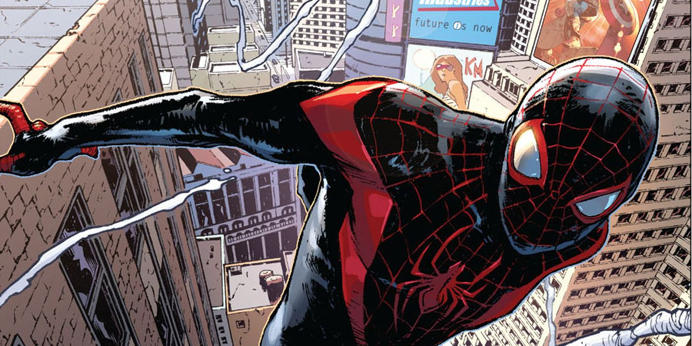 Marvel Ultimate Alliance 3: The Black Order Miles Morales Gameplay Revealed