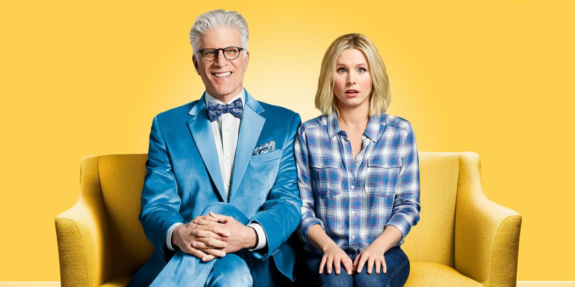 The Good Place: Kristen Bell Spoils Part of the Series Finale