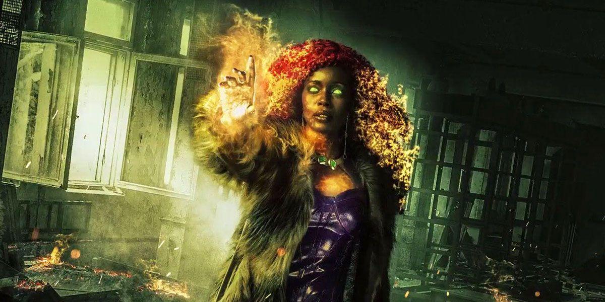 Titans: Ana Diop Unveils Starfire's New Look for Season 2 | CBR