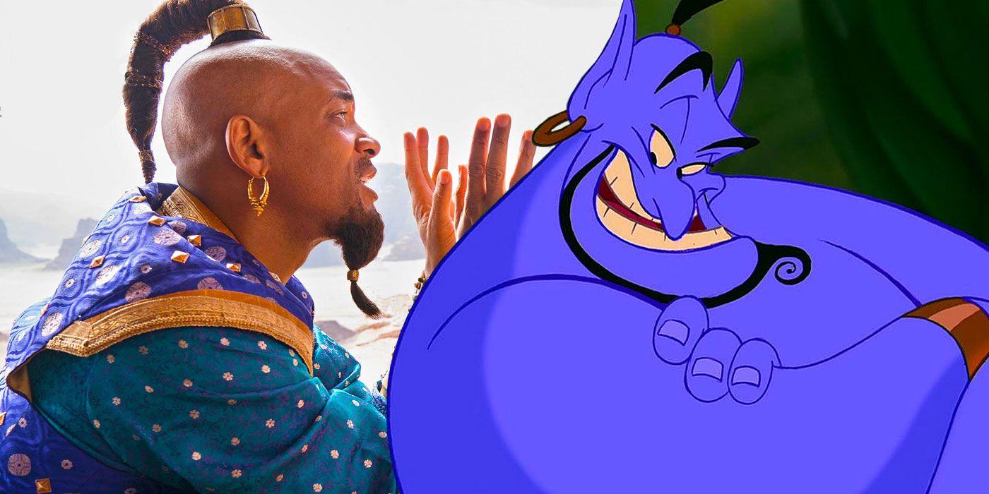 Relax, Aladdin Fans - ...