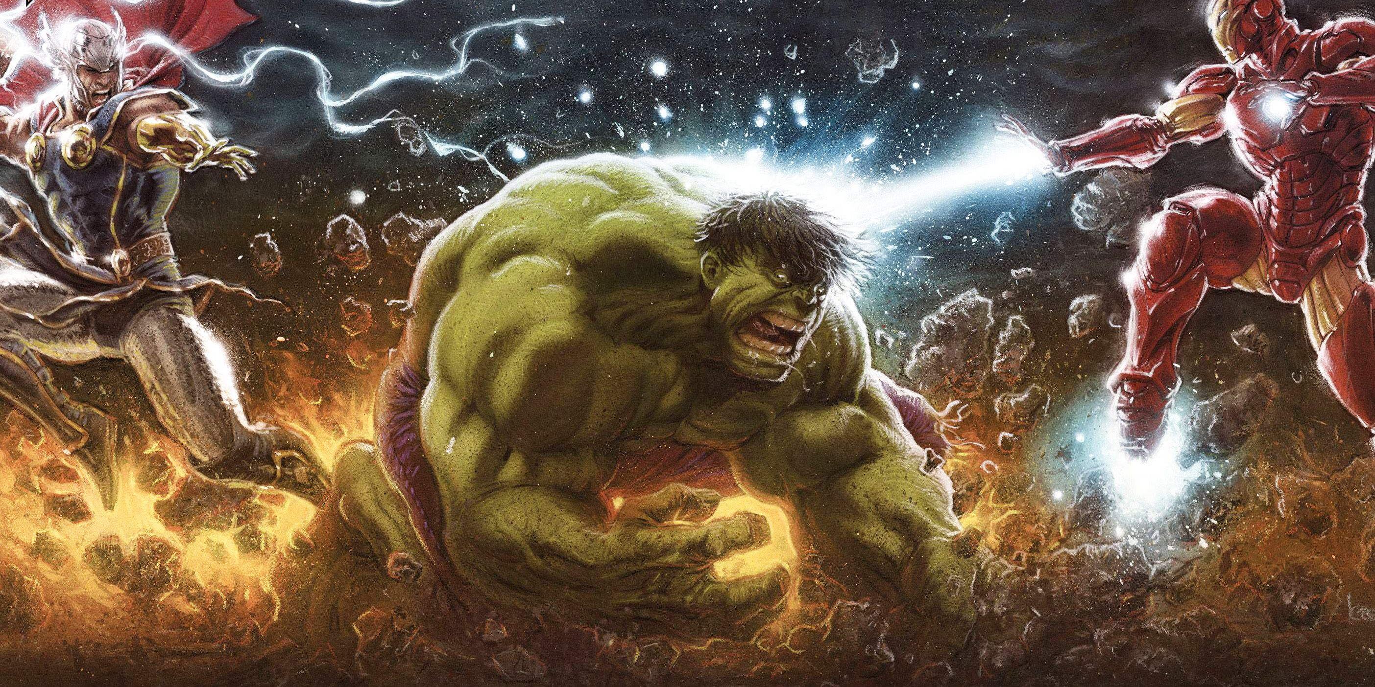 Smash Or Pass: 10 Avengers The Hulk Gets Along With (And 10 He Can't