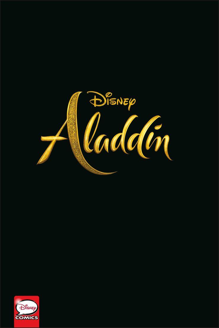 Aladdin Dark Horse cover