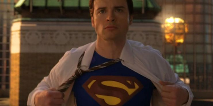 Tom Wellings Superman on Smallville - ¿Qué Superman de acción en vivo es más poderoso?
