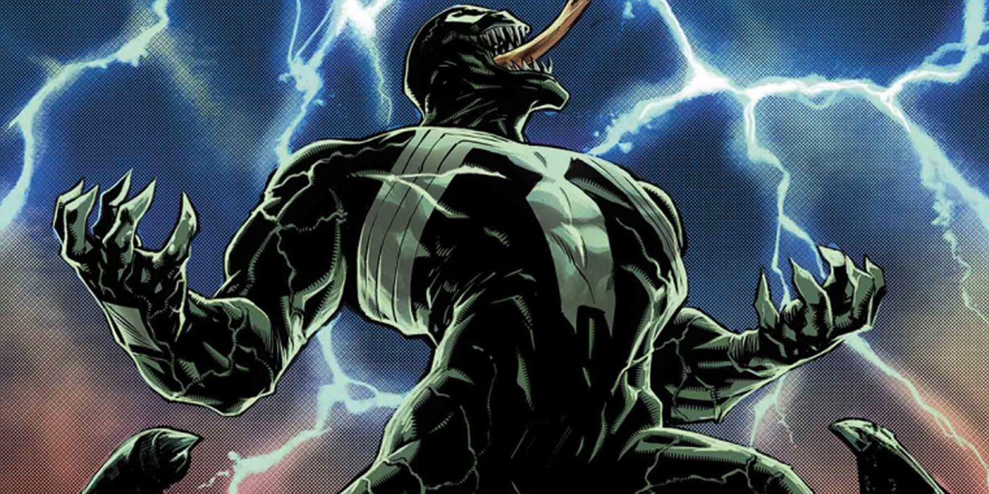 Venom Writer Confirms Origin of Venom's Iconic White Spider Symbol