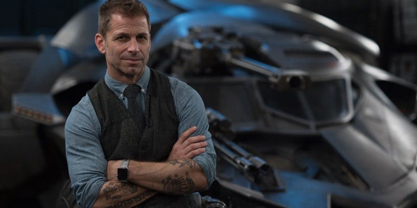 Justice League: Zack Snyder Releases New Photo of Atom From His Cut