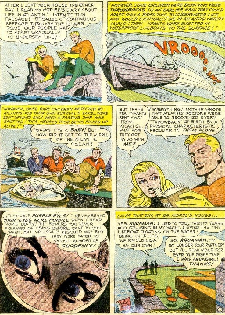 DC's Male Superheroes Used To Really Discourage Female Superheroes
