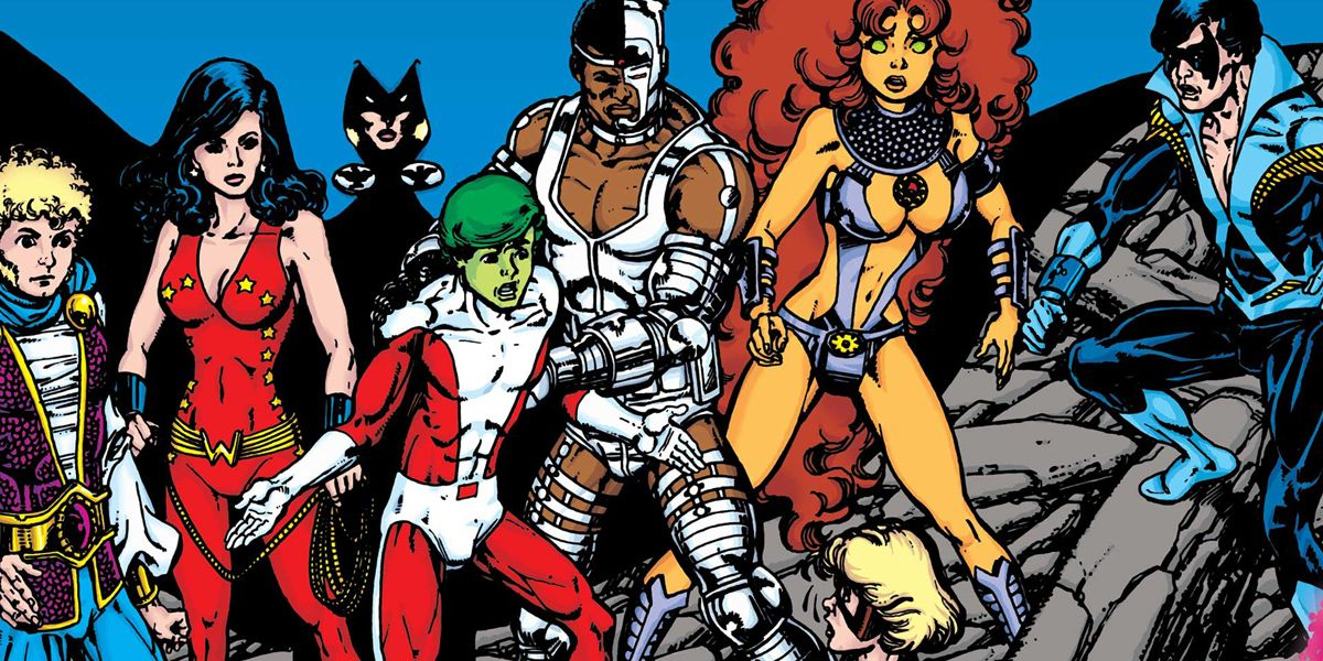 How Titans Season 2 Could Lay the Groundwork For 'The Judas Contract'
