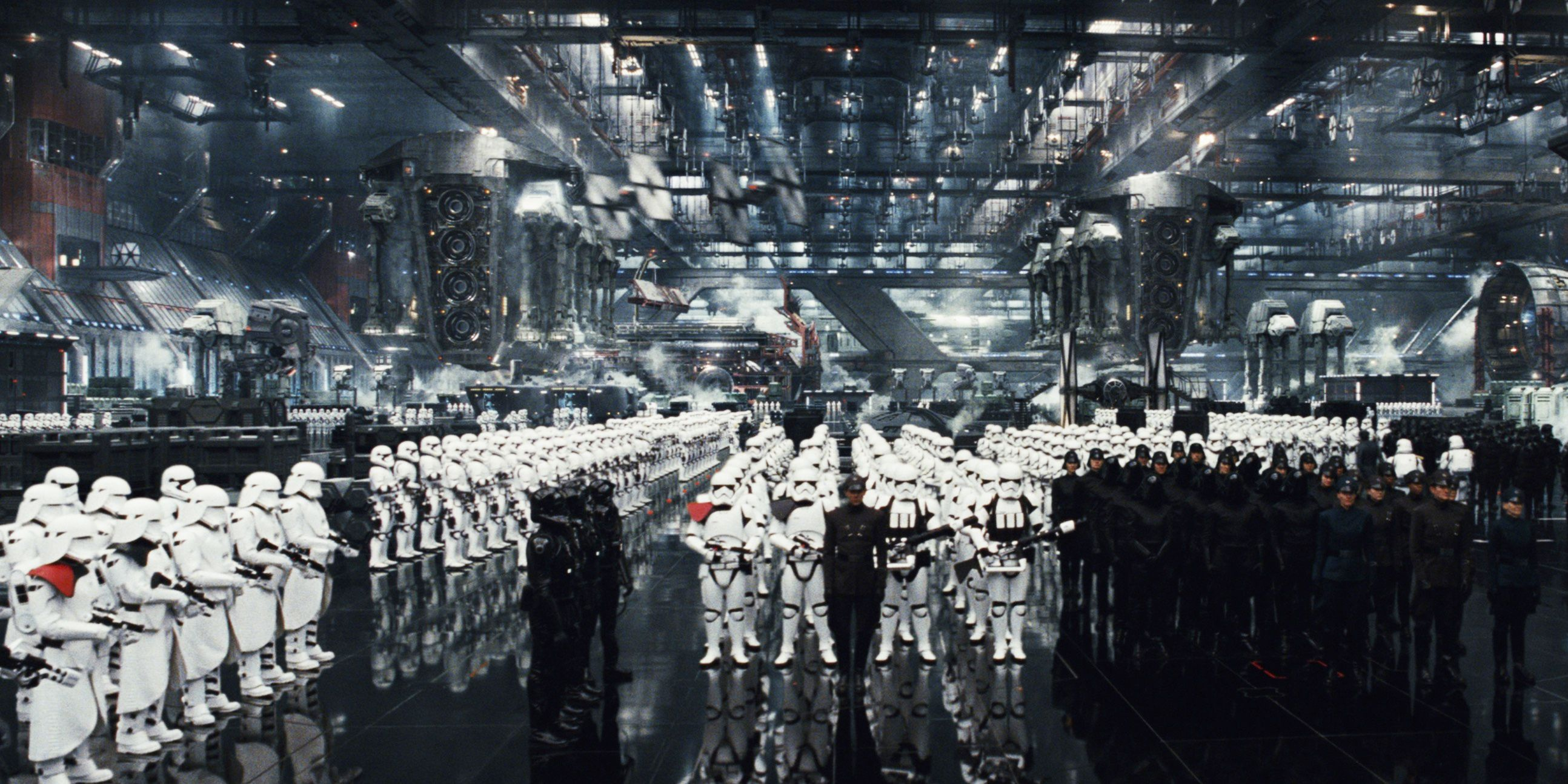 Star Wars: 10 Reasons Why The First Order Is More Powerful Than The Empire (And 10 Why It's Weaker)