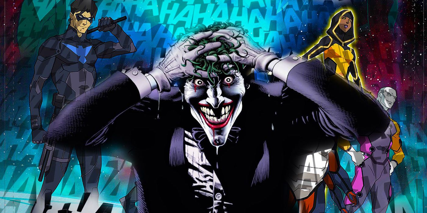 Killing Joke May Be Part of Young Justice: Outsiders Continuity