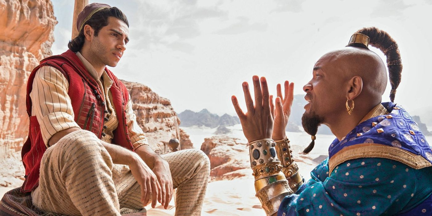 Disney's Aladdin Remake's Harshest Reviews