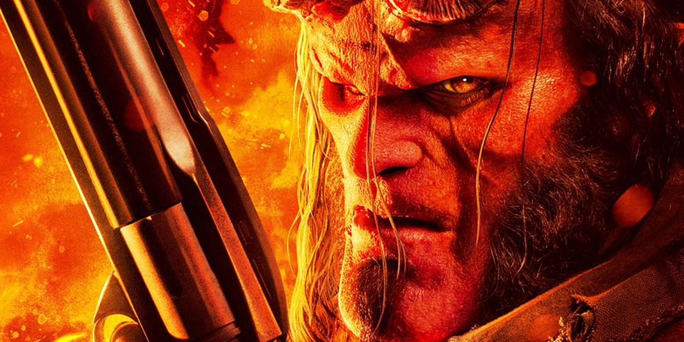 New Hellboy Motion Poster Spotlights the Movie's Monsters