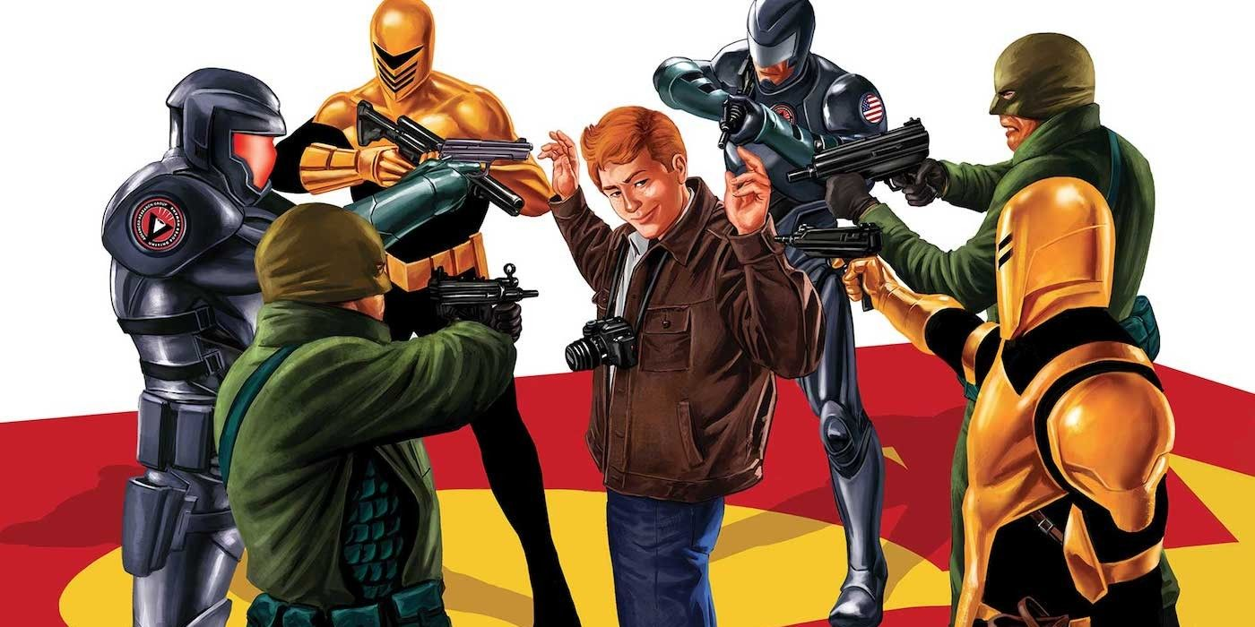 Superman: Event Leviathan Introduces a Major Change to Jimmy Olsen