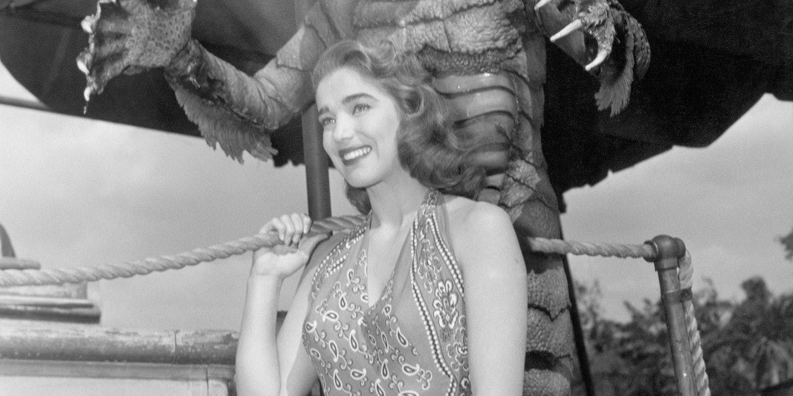 Creature From the Black Lagoon's Julie Adams Dies At Age 92 | CBR