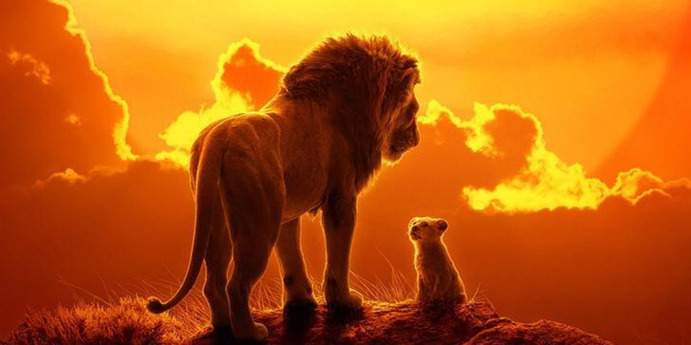 disney unveils new lion king trailer and poster