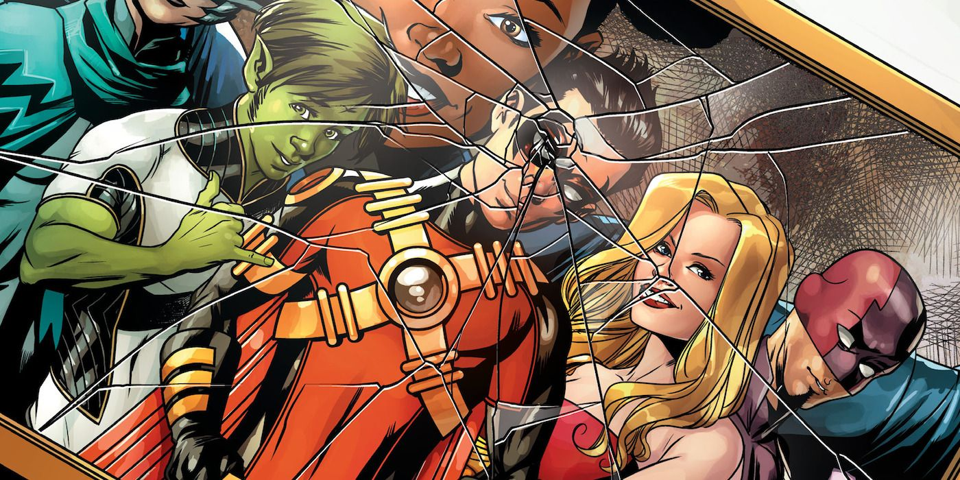 Red Hood and the Outlaws: A Teen Titan Makes Their Rebirth Debut
