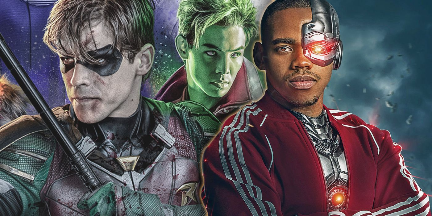 Crisis' Biggest Unsolved Mystery Involves... the Titans & Doom Patrol